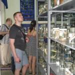 В музее Приморского отделения Троцентра