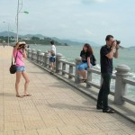 На набережной в Нячанге