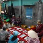 Подбор учебного материала на рынках морепродуктов
