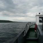 В водах Белого моря