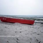Берег Балтийского моря. окрестности города Цингст